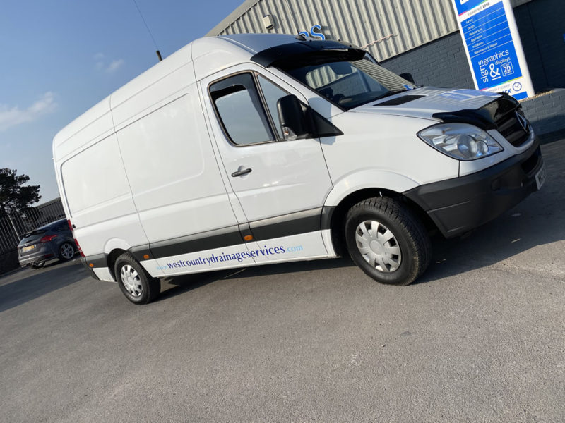 West Country Drainage Van